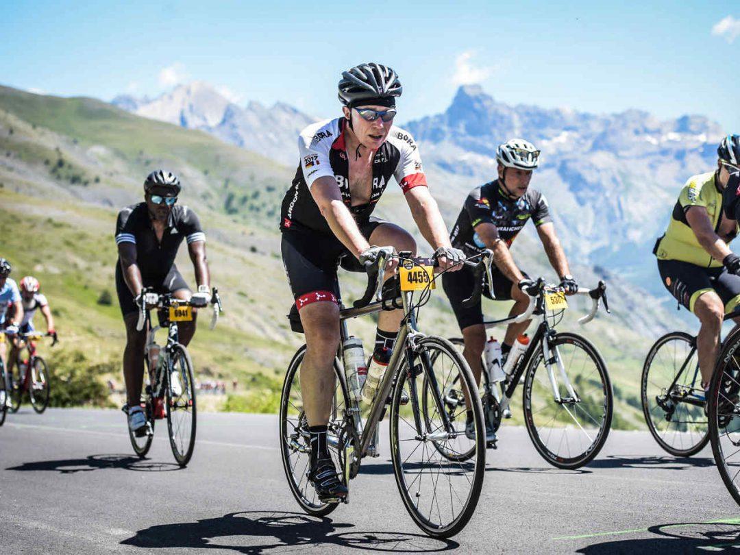 L`Étape du Tour 2017: Hobby-Rennfahrer Wilbert packt schwerste ...